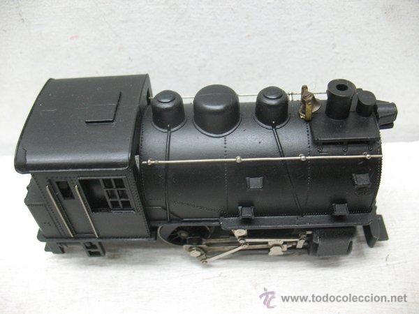 Trenes Escala: Rivarossi RR - Locomotora de vapor de corriente alterna fabricada en Italia - Escala H0 - Foto 2 - 45030779