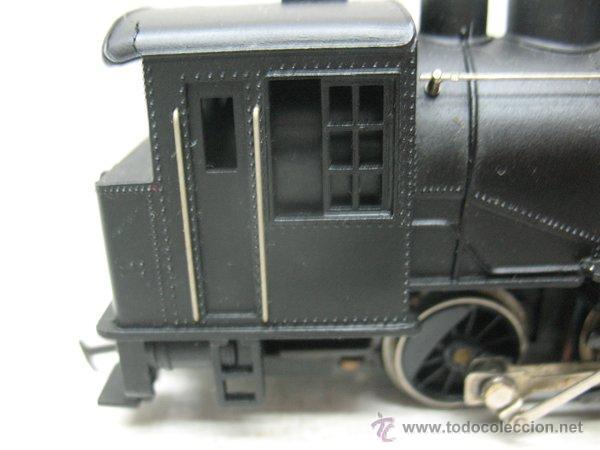 Trenes Escala: Rivarossi RR - Locomotora de vapor de corriente alterna fabricada en Italia - Escala H0 - Foto 3 - 45030779