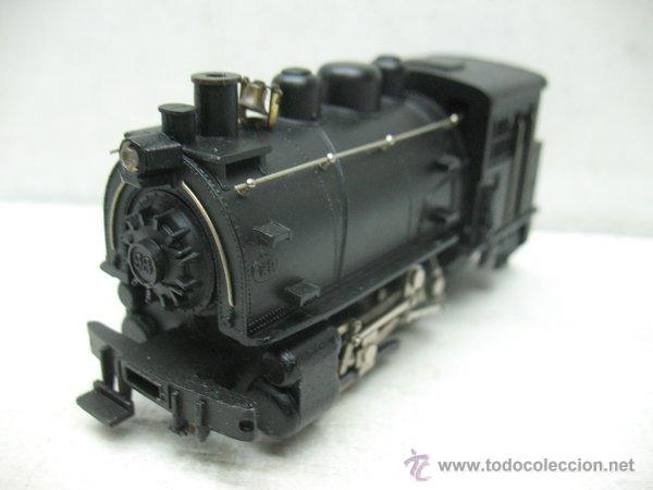 Trenes Escala: Rivarossi RR - Locomotora de vapor de corriente alterna fabricada en Italia - Escala H0 - Foto 5 - 45030779