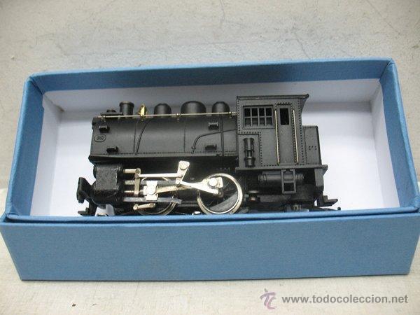Trenes Escala: Rivarossi RR - Locomotora de vapor de corriente alterna fabricada en Italia - Escala H0 - Foto 9 - 45030779
