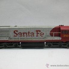 Trenes Escala - Rivarossi,Locomotora Diesel Americana,Santa Fe,escala Ho,Dc - 46150617