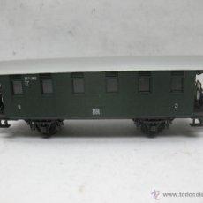 Trenes Escala: RIVAROSSI - COCHE DE PASAJEROS 3 DE LA DR 357-260 CORRIENTE ALTERNA - ESCALA H0. Lote 55074803
