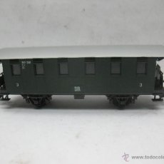 Trenes Escala: RIVAROSSI - COCHE DE PASAJEROS 3 DE LA DR 357-260 CORRIENTE ALTERNA - ESCALA H0. Lote 55074834