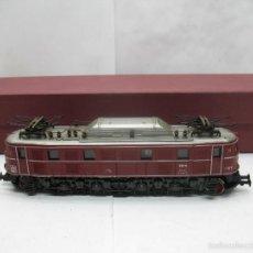 Trenes Escala: RIVAROSSI - LOCOMOTORA ELÉCTRICA E19 11 CORRIENTE CONTINUA - ESCALA H0. Lote 57987535