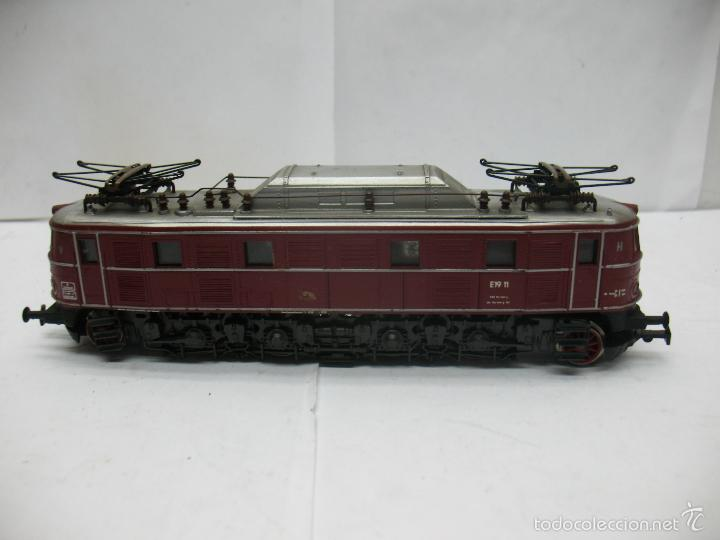 Trenes Escala: Rivarossi - Locomotora eléctrica E19 11 corriente continua - Escala H0 - Foto 2 - 57987535