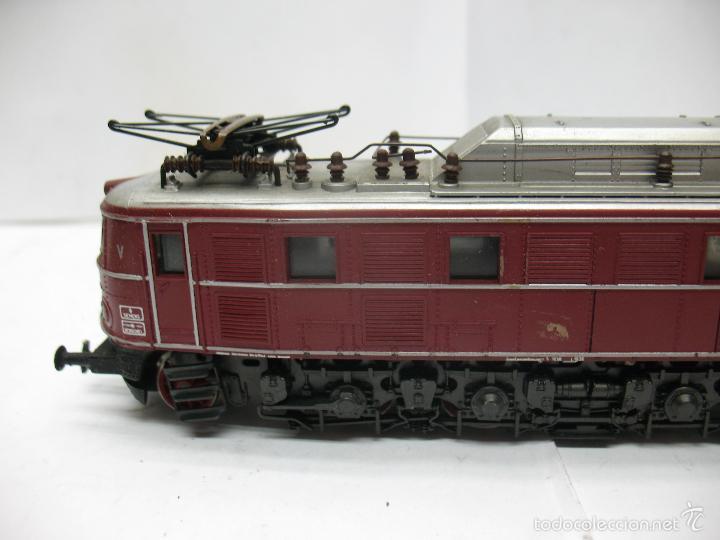 Trenes Escala: Rivarossi - Locomotora eléctrica E19 11 corriente continua - Escala H0 - Foto 3 - 57987535