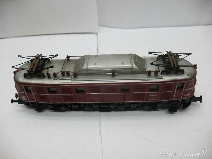 Trenes Escala: Rivarossi - Locomotora eléctrica E19 11 corriente continua - Escala H0 - Foto 6 - 57987535