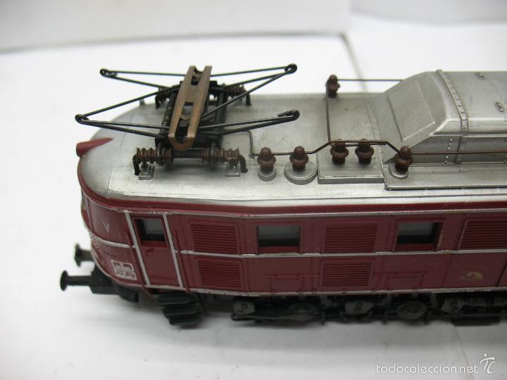 Trenes Escala: Rivarossi - Locomotora eléctrica E19 11 corriente continua - Escala H0 - Foto 7 - 57987535