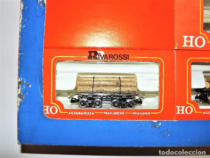 Trenes Escala: Rivarossi Tren de la Madera - Foto 3 - 71644587