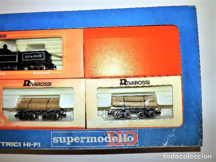 Trenes Escala: Rivarossi Tren de la Madera - Foto 4 - 71644587