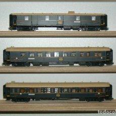 Trenes Escala: SIMPLON ORIENT EXPRESS 4020 RIVAROSSI CIWL. Lote 72147999