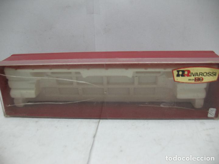 Trenes Escala: Rivarossi - Locomotora eléctrica E19 12 corriente continua - Escala H0 - Foto 10 - 87310992
