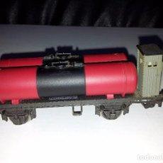 Trenes Escala: TANQUE DOBLE FS ITALIA. Lote 90199352