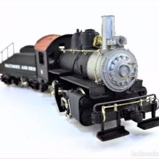 Trenes Escala: RIVAROSSI LOCOMOTORA BALTIMORE H0 DC. Lote 94023775