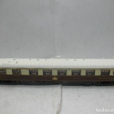 Trenes Escala: RIVAROSSI - COCHE DE PASAJEROS PULLMAN LITS 4008 D E - ESCALA H0. Lote 98480751