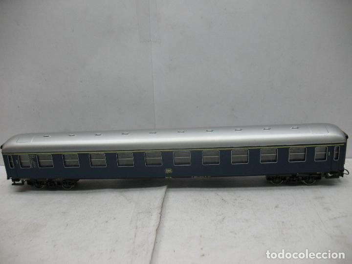 RIVAROSSI - COCHE DE PASAJEROS DE LA DB 2009 - ESCALA H0 (Juguetes - Trenes a Escala H0 - Rivarossi H0)