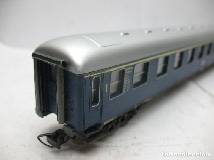 Trenes Escala: Rivarossi - Coche de pasajeros de la DB 2009 - Escala H0 - Foto 5 - 98481207