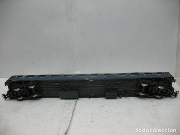 Trenes Escala: Rivarossi - Coche de pasajeros de la DB 2009 - Escala H0 - Foto 6 - 98481207