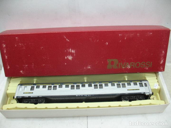 RIVAROSSI - COCHE DE PASAJEROS CAMA 4569 COMPAGNIA INTERNAZIONALE - ESCALA H0 (Juguetes - Trenes a Escala H0 - Rivarossi H0)