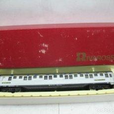 Trenes Escala: RIVAROSSI - COCHE DE PASAJEROS CAMA 4569 COMPAGNIA INTERNAZIONALE - ESCALA H0. Lote 98763363