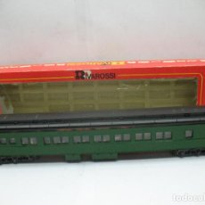 Trenes Escala: RIVAROSSI REF: 2674 - COCHE DE PASAJEROS AMERICANO NYC REPINTADO - ESCALA H0. Lote 99925459