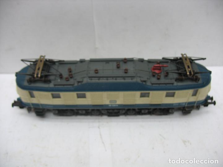 Trenes Escala: Rivarossi - Locomotora eléctrica de la DB 118 028-0 corriente continua - Escala H0 - Foto 5 - 112420175