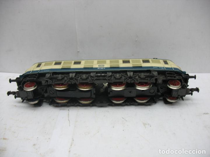 Trenes Escala: Rivarossi - Locomotora eléctrica de la DB 118 028-0 corriente continua - Escala H0 - Foto 7 - 112420175
