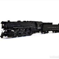 Trenes Escala: RIVAROSSI LOCOMOTORA 1224 DC ANALÓGICA. Lote 114986067