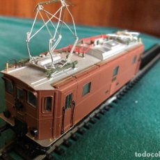 Trenes Escala: ROCO H0 43507 LOCOMOTORA ELÉCTRICA BE 4/6 12323 SBB. Lote 119444799