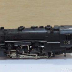 Trenes Escala: LOCOMOTORA A ESCALA DE RIVAROSSI. Lote 122114571