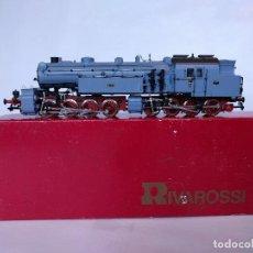 Trenes Escala: RIVAROSSI 1025 LOCOMOTORA VAPOR TIPO MALLET DE K.BAY.ST,B CORRIENTE ALTERNA, ESCALA HO. Lote 122985555