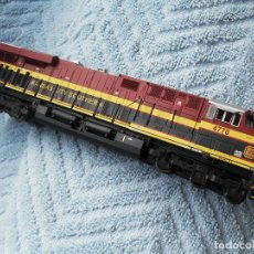 Trenes Escala: LOCOMOTORA USA. Lote 123320863