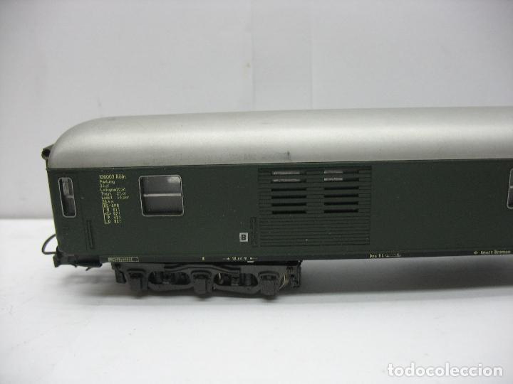 Trenes Escala: Rivarossi - Furgón de la DB - Escala H0 - Foto 2 - 124858719