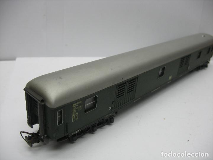 Trenes Escala: Rivarossi - Furgón de la DB - Escala H0 - Foto 5 - 124858719