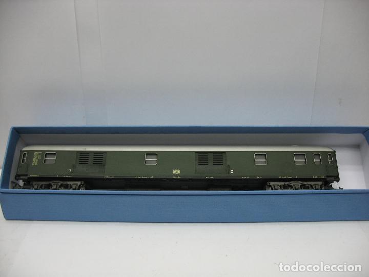 Trenes Escala: Rivarossi - Furgón de la DB - Escala H0 - Foto 7 - 124858719