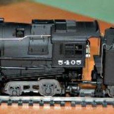 Trenes Escala: LOCOMOTORA DE VAPOR 4-6-4 HUDSON 5405 NEW YORK CENTRAL DE RIVAROSSI, DC. ESCALA HO. Lote 129184811