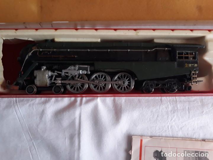 Trenes Escala: Estuche Locomotora Rivarossi 1273 con vagón New York Central - Foto 4 - 132719194