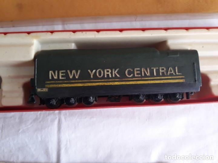 Trenes Escala: Estuche Locomotora Rivarossi 1273 con vagón New York Central - Foto 5 - 132719194
