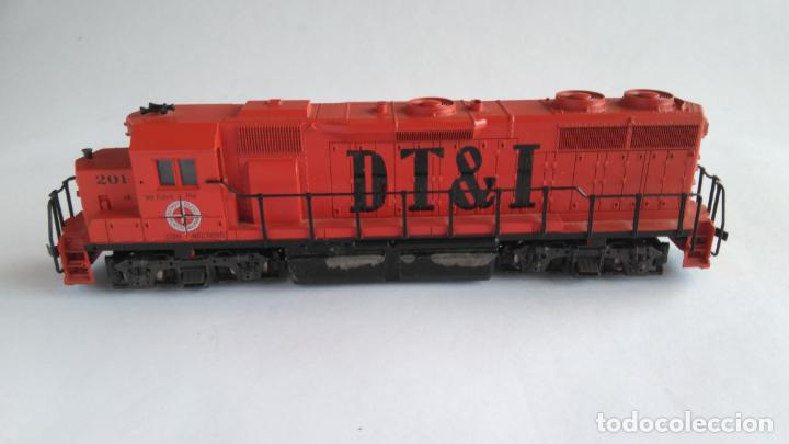 Trenes Escala: ATLAS RIVAROSSI H0 LOCOMOTORA DIESEL AMERICANA, SIN CAJA. VÁLIDA IBERTREN - Foto 2 - 145536042