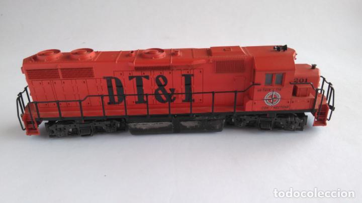 Trenes Escala: ATLAS RIVAROSSI H0 LOCOMOTORA DIESEL AMERICANA, SIN CAJA. VÁLIDA IBERTREN - Foto 5 - 145536042