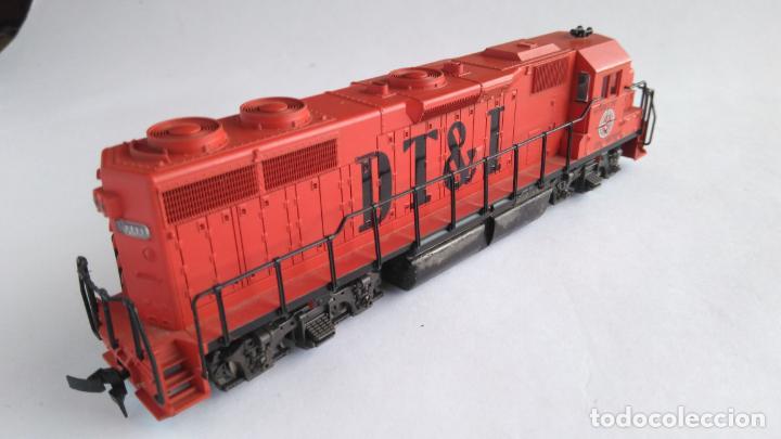 Trenes Escala: ATLAS RIVAROSSI H0 LOCOMOTORA DIESEL AMERICANA, SIN CAJA. VÁLIDA IBERTREN - Foto 6 - 145536042
