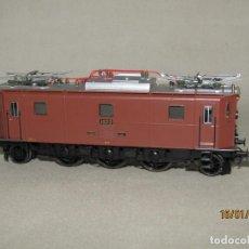 Trenes Escala: LOCOMOTORA ELÉCTRICA AE 3/5 10213 DE LA SBB-CFF-FFS EN ESCALA *H0* CORRIENTE CONTINUA DE RIVAROSSI. Lote 147093294