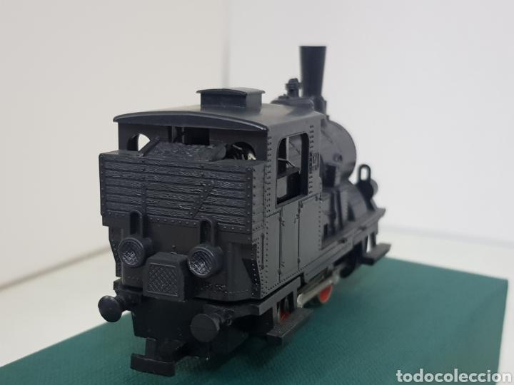 Trenes Escala: Locomotora muy ruidosa rivarossi 10 cm escala H0 corriente continua de vapor - Foto 3 - 147999548