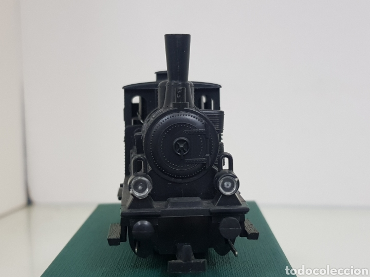 Trenes Escala: Locomotora muy ruidosa rivarossi 10 cm escala H0 corriente continua de vapor - Foto 6 - 147999548