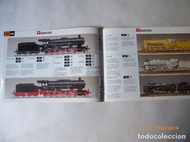 Trenes Escala: catalogo novedades rivarossi, 1993, 24 pag. - Foto 2 - 150648054