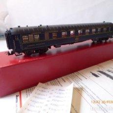 Trenes Escala: COCHE RIVAROSSI, RESTAURANTE, ILUMINABLE, NO USADO NUNCA, . Lote 153372206