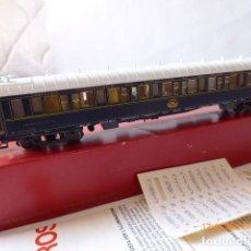 Trenes Escala: RIVAROSSI, COCHE VAGON S-LIST, NUEVO , NO USADO, HO.. Lote 154369794