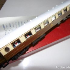 Trenes Escala: COCHE RIVAROSSI, HO, VOLTURE SALON PULLMAN, LUZ CONSTANTE, NUEVO,. Lote 154370566