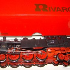 Trenes Escala: LOCOMOTORA DE VAPOR BR77 115 DR DE RIVAROSSI. REF: 1390. ESCALA H0. Lote 156586498