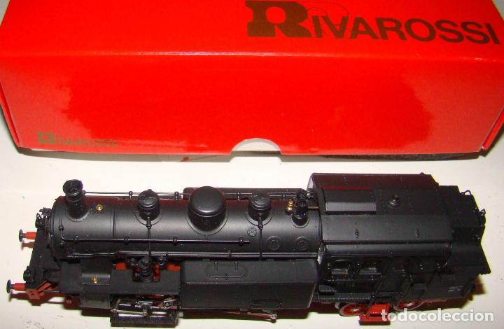 Trenes Escala: LOCOMOTORA DE VAPOR BR77 115 DR DE RIVAROSSI. REF: 1390. ESCALA H0 - Foto 2 - 156586498